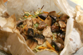 How To Make Wild Mushrooms In Papillote