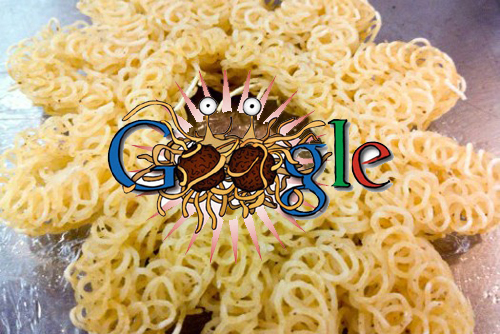 3D printed Pasta for Google Employees
