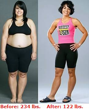 Ali Vincent joined the Biggest Loser and lost 112 pounds in 5 months