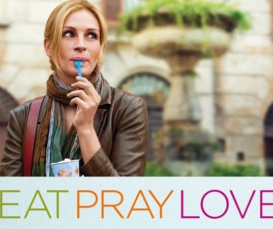 Eat, Pray, Love - Starring Julia Roberts Eating All The Way