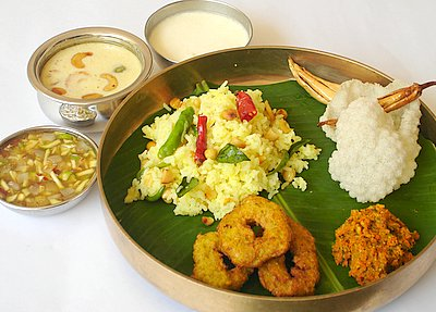 Healthy Indian cuisine