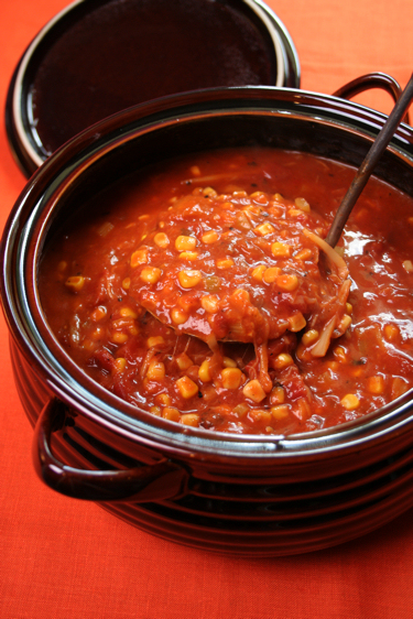 How To Eat Brunswick Stew