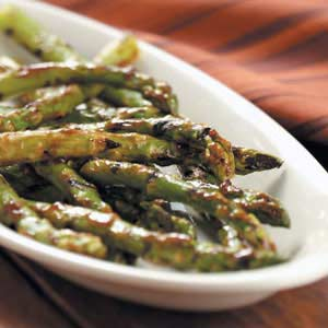 How do you grill asparagus - steps explained in a simplified process