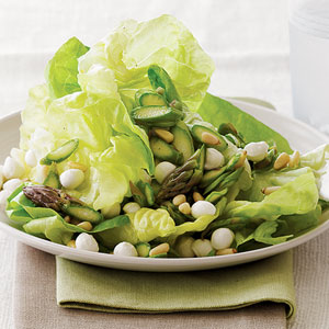 Lettuce salad recipe is a way to healthy eating