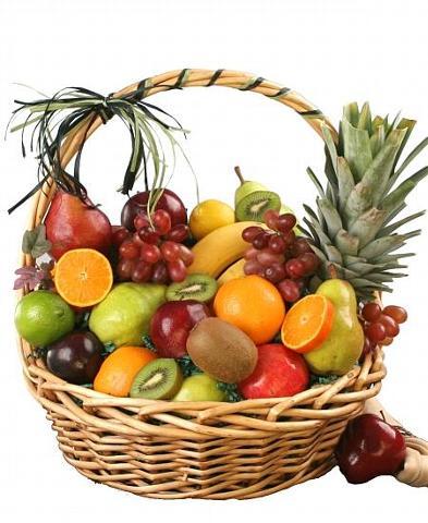 Корзина с фруктами Примерный состав...