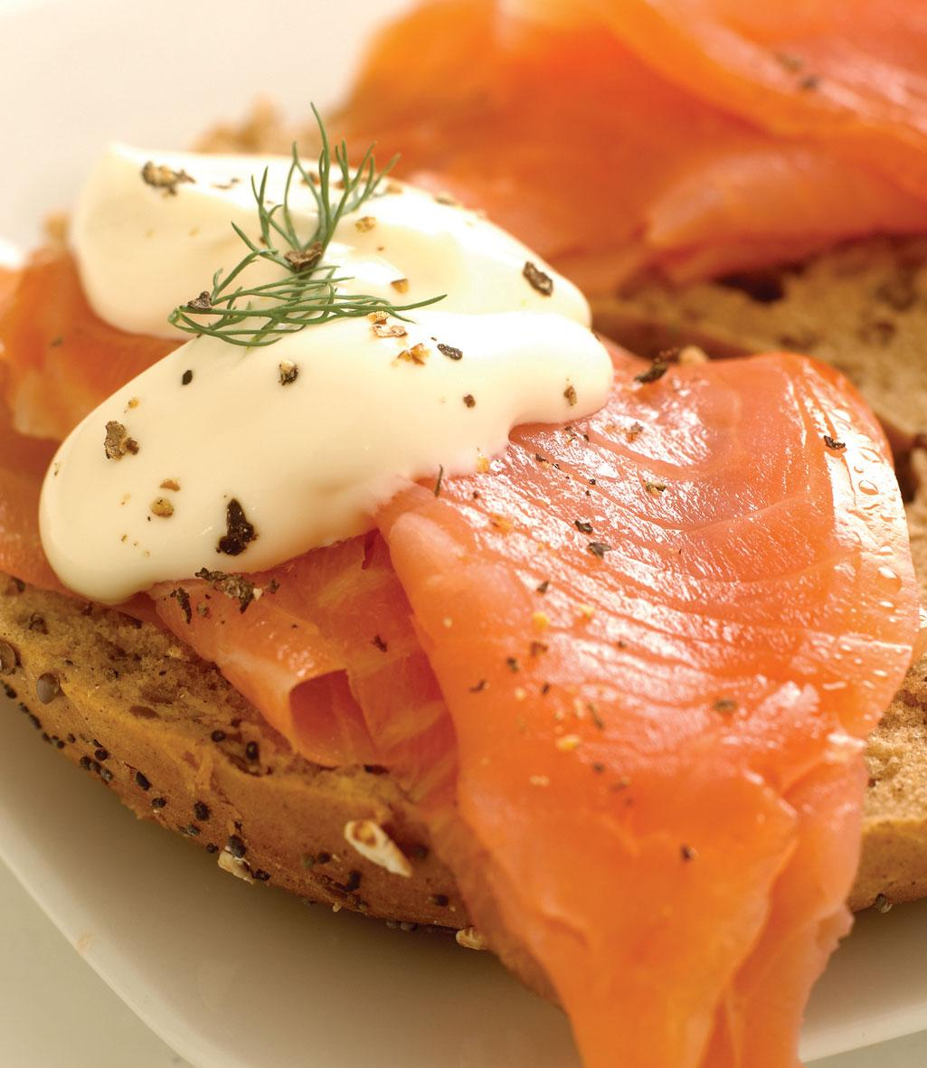 How to make smoked salmon