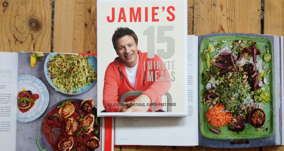 The skint gourmet cookbook review jamies 15 minute meals forumfinder Gallery