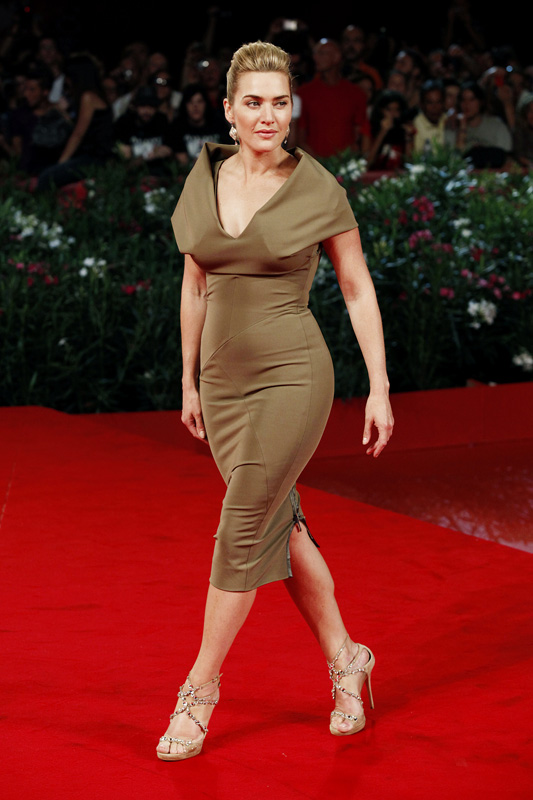 Kate Winslet Curves