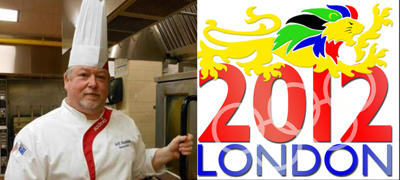 Chef Jeff Haynes Chosen for Olympic