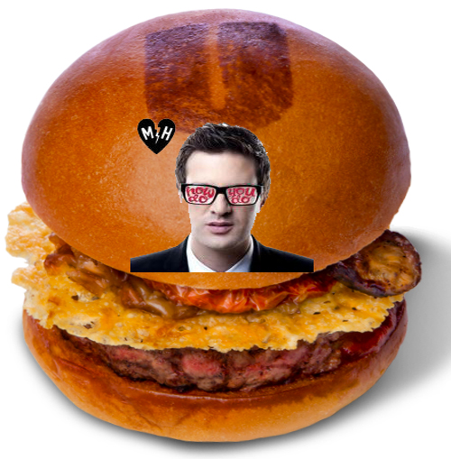 Mayer Hawthorne creates a Umami burger