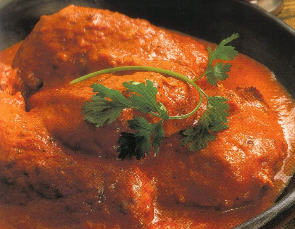 Popular Indian chicken recipies