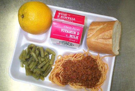 School Lunch 2