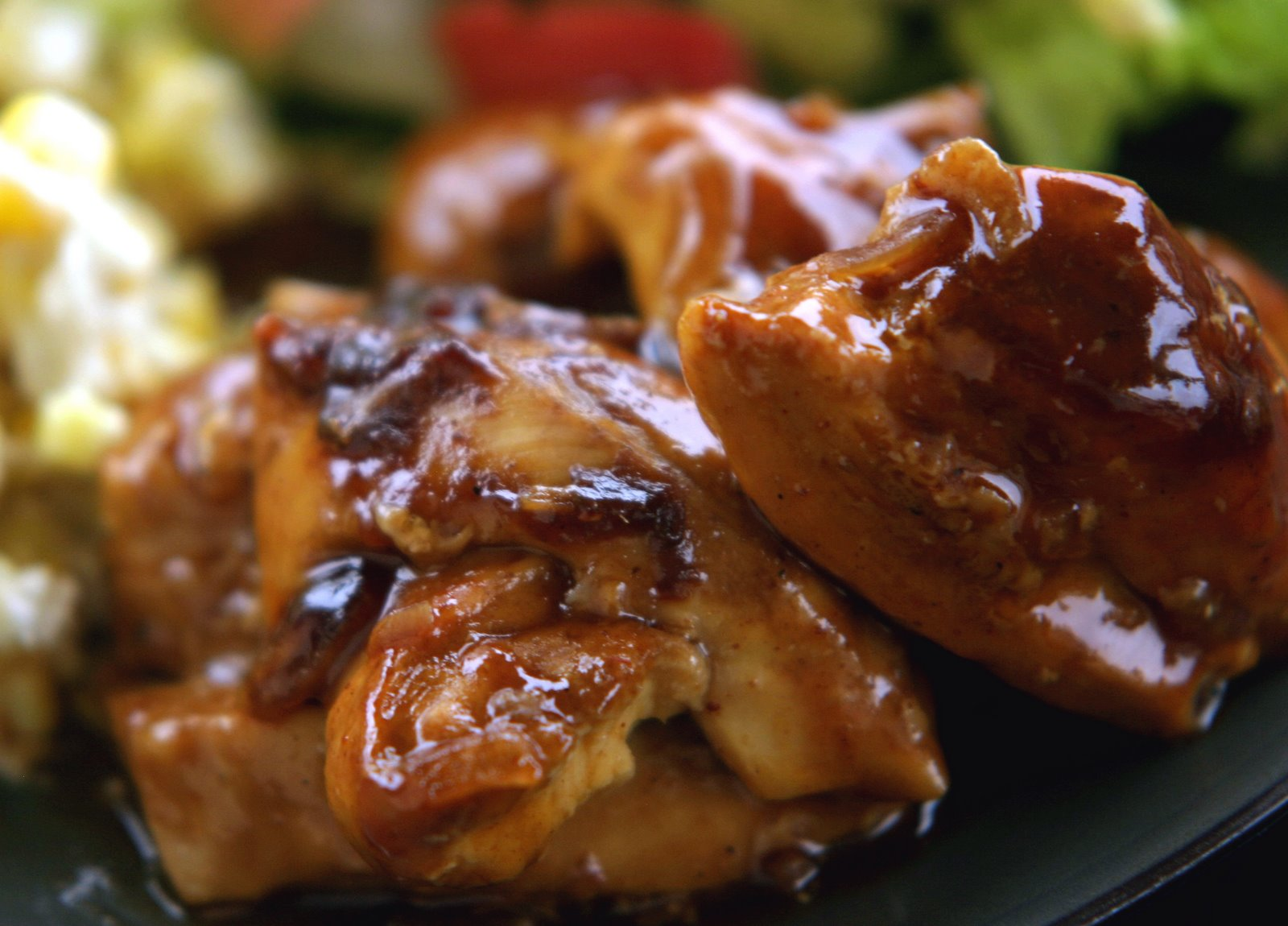 Smokey Sweet BBQ Chicken