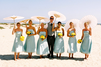 Summer wedding ideas for a memorable wedding