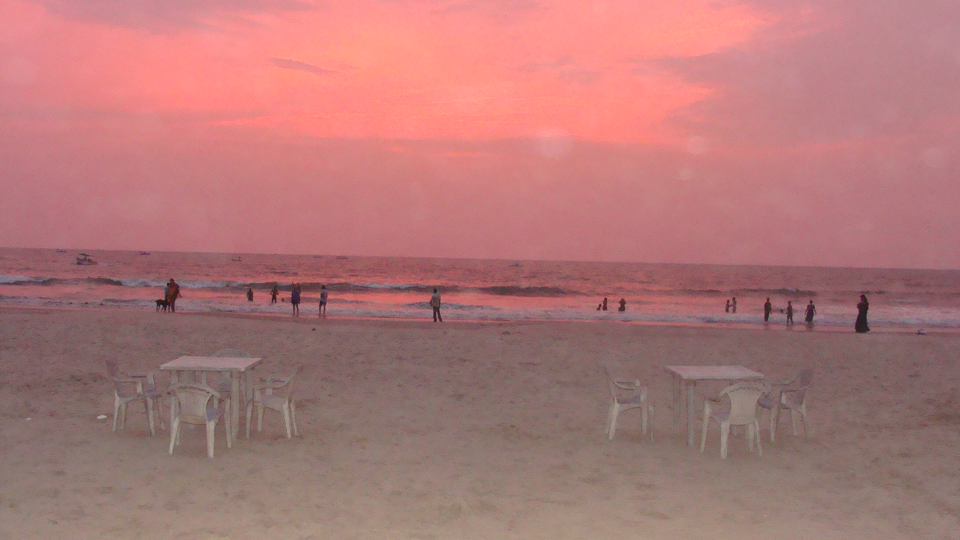 Sunset in Goa 2