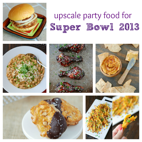 Super Bowl party 2