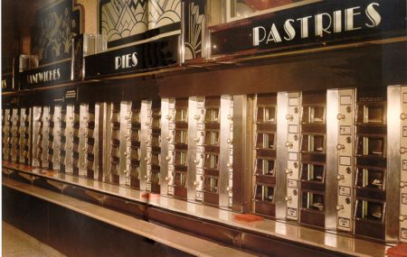 The Automat Became The First Fast-food Chain In America