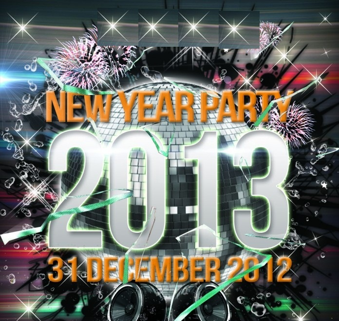New Year party 1