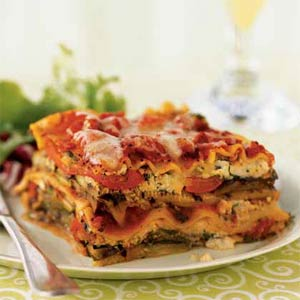 Tips on how to freeze lasagna after baking it with herbs and spices
