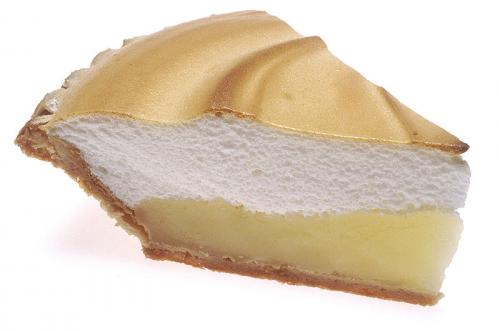 Vanilla pie
