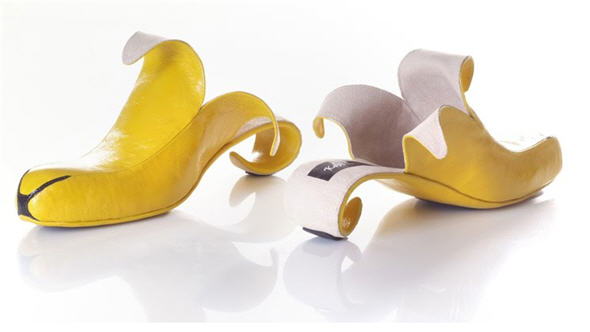 Banana Shoes