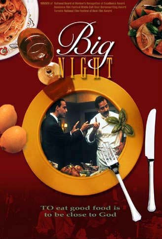 best food related movie big night