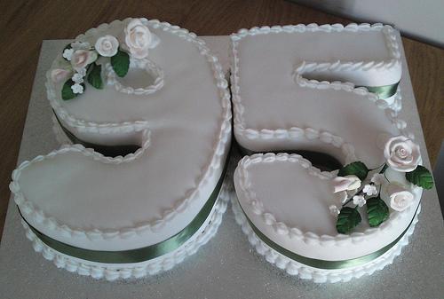 Easy Birthday Cake Decoration Ideas. cake decoration for 95