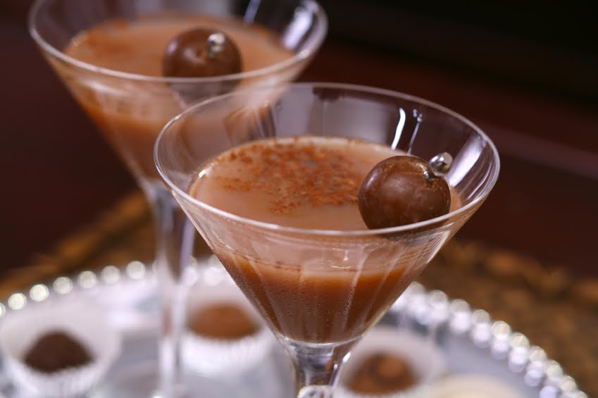 Martini Bar, Chocolate Martini