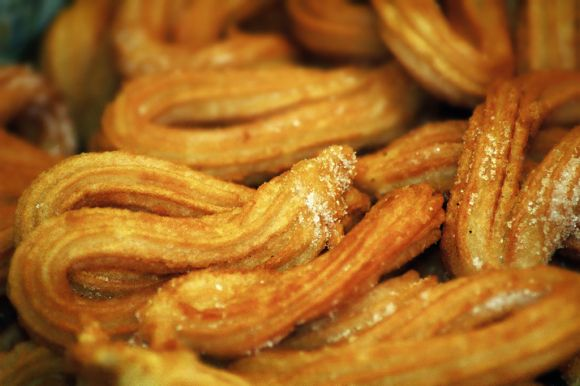 Churros is such an easy to prepare Spanish recipe that many cultures have accepted this as their own
