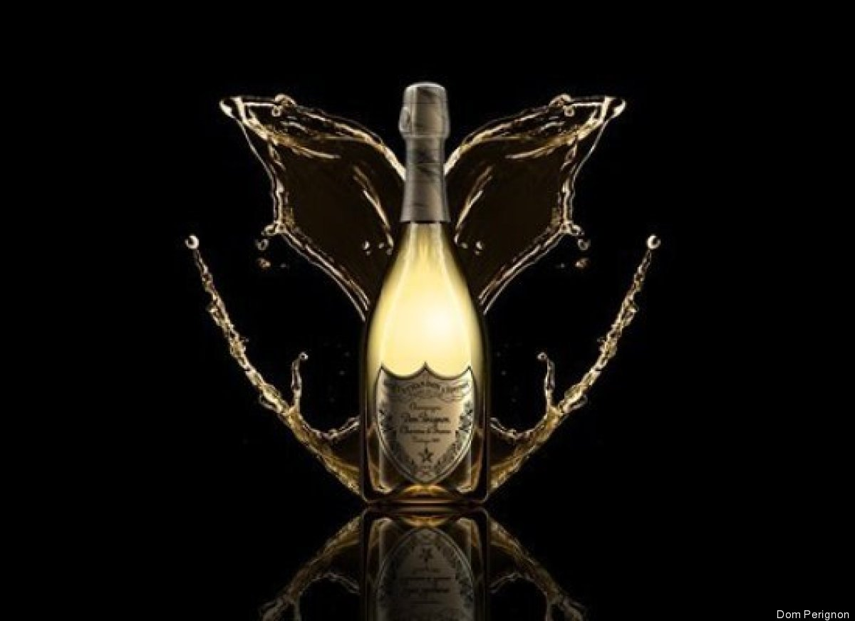 Dom Perignon Design by David Lynch