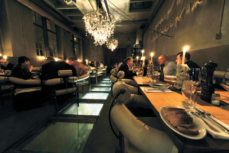 Top restaurants in basel