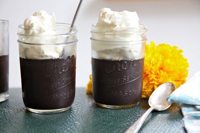 Black Beauty Pudding