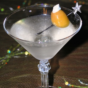Blue Cheese Martini