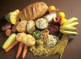 Carbohydrate Diet Menu -- High Carbohydrate Food