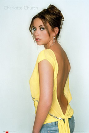 Charlotte Church Diet