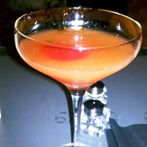 Cheese Martini