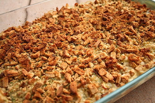 Chicken and Rice Casserole - Quick Chicken Casserole