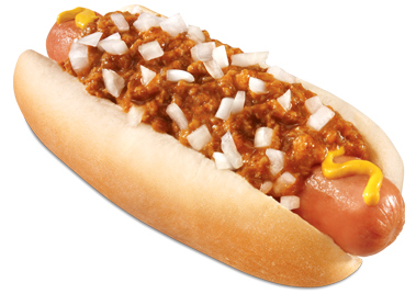 Chili Dogs - Fiery Chili Starters