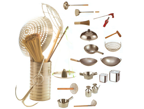 Chinese Kitchen Equipments