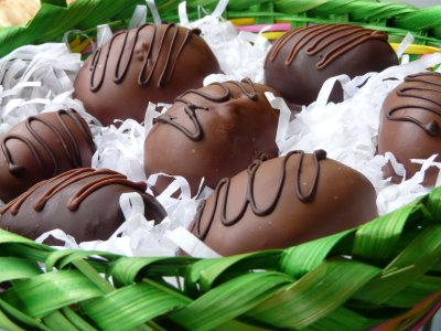 Chocolate Easter Eggs