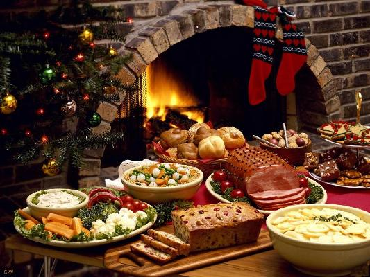Popular Christmas Main Course Dishes