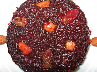 Coagulated Blood Pudding