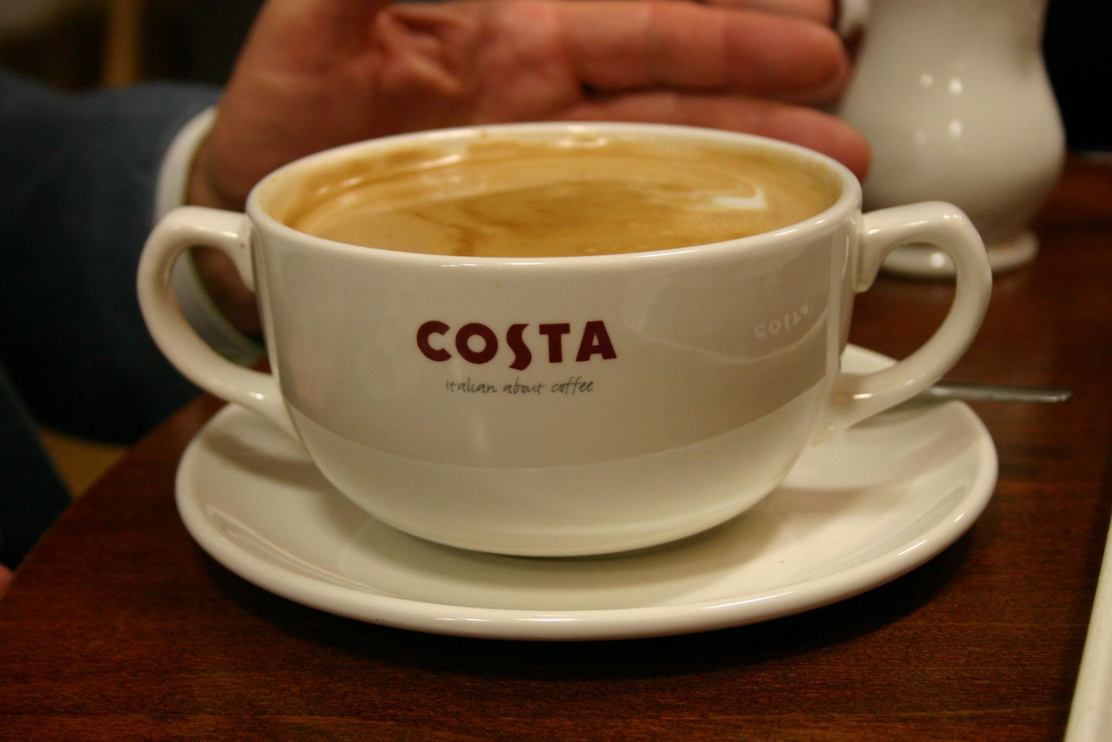 Costa Coffee Review