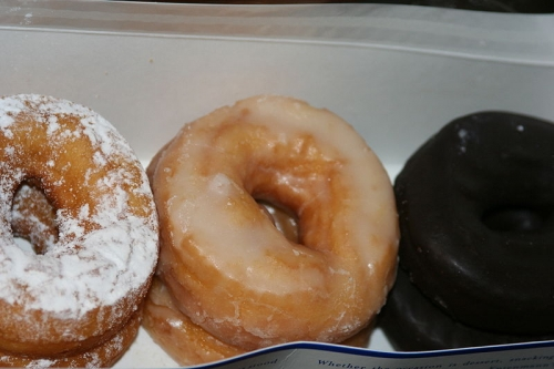 Donuts - Yummy Dessert Ideas