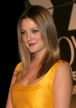 Drew Barrymore, celebrity diet