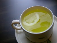Drinking lemon tea for diabetes