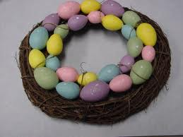 Egg wreath