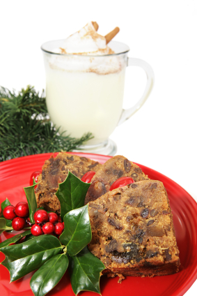 Traditional Eggnog - Traditional  New Year Foods
