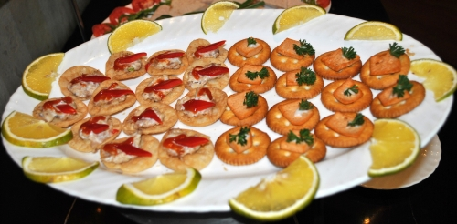 Keep A Wide Assortment Of Foods At Summer Dance Party