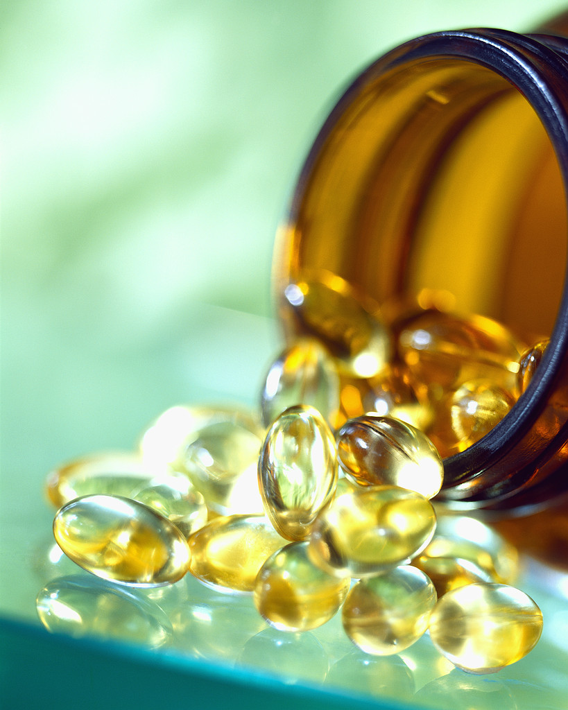 Fish Oil Can Prevent & Treat Stroke
